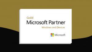 Gold Microsoft Partner Windows and Devices - ZETO-RZESZÓW Sp.z o.o.